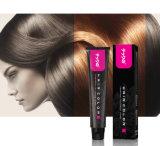 Кормя расцветка волос цвета Cream завершает набор