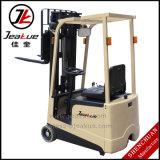 最新の工場価格の小型1t 3車輪の電気フォークリフト