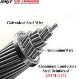 Condutor de alumínio desencapado aéreo do condutor AAC com padrão de ASTM B-231