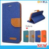 Переверните крышку кожаный футляр для телефона iPhone 6/6s Plus 5 Se