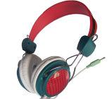 Klassischer faltbarer tiefer Baß-verdrahteter DJ-Kopfhörer-Stereokopfhörer