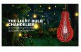 Inicio solo colgante E27 8W lámpara de techo LED