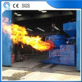 Brander van de Korrel van de Biomassa van de Verwarmende Apparatuur van Haiqi de Houten