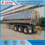 Пищевые масла в баке/Semi-Trailer танкеров с теплоизоляцией слой