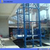 Levage 2017 vertical hydraulique de cargaison d'ascenseur de fret de levage de cargaison d'entrepôt d'OIN de la CE le meilleur