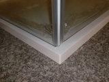 Comprar Qualidade 6mm 8 mm de vidro transparente de têmpera Square chuveiro Enclosure