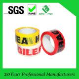 Logo de haute qualité personnalisé Emballage en bande adhésive imprimé BOPP Tape