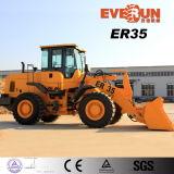 Затяжелитель колеса конструкции Er35 с быстро двигателем Hitch/CE для Европ