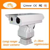 Длинный диапазон ИК камера Nightvision лазерных систем видеонаблюдения