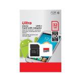 Carte mémoire 64GB 128GB 256GB pour de Sandis la carte SD ultra
