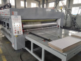 2 Colors Semi Autonatic Carton Printing Slotting Machine