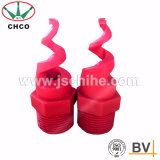Ch Spiral Spray Nozzle pour Exhaust Gas Tower (gris)