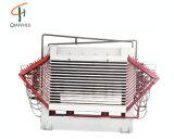 Máquina de secagem do folheado de madeira da face da máquina da imprensa do folheado