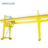 Низкая стоимость 50-100 тонн простой опорных судостроение крана опоры