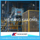 Cadena de producción automática de la alta precisión, máquina que moldea vertical