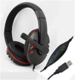 PS3/PS4/xBox/Wiiu/3ds/Mac/PC/iPad/Home Theater, etc.를 위한 게임 Headset 또는 Headphone