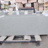 砥石で研がれる薄い灰色の砥石で研がれた壁のクラッディングの石のタイルの砂岩120X60cm