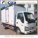 찬 사슬 병참 수송기를 위한 냉장된 트럭의 싼 가격