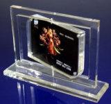卸売の水晶アクリルのカウンタートップの額縁の製造