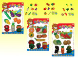 Pretend Play Set Fruit Cut Play House Toy (H3119194)