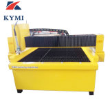 Kymiの高精度の熱い販売血しょうカッターCNCの打抜き機の金属の切断Kmp1325