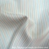 Hilado de la materia textil P/V de Juye teñido alineando la tela