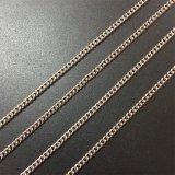方法宝石類のステンレス鋼の女性の長い金属の鎖のペンダントのネックレス