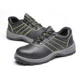 Deltaplusの本革の安い安全靴