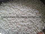De fabrikanten leveren Chloride 99.5% van het Ammonium van de Korrel van 24mm