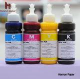 Inkt de Op basis van water van de Sublimatie van de Kleurstof van Korea Sublinova Inktec voor de Printers van de Druk van Katoenen Ricoh Dx5 Inkjet van de Stof