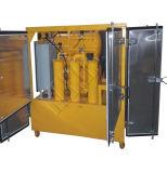 脱水/ガス抜きのための自動的に変圧器オイル浄化機械