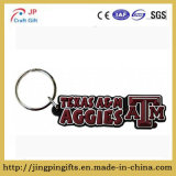 PVC Keychain festivo de Aggies do a&M do Ncaa Texas
