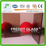 vidrio de ventana de cristal oceánico de los muebles del vidrio modelado de 5.0m m