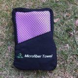 Microfiber Veloursleder-Arbeitsweg-Tuch Sports Gymnastik-Schwimmen-Tuch