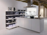 Elegante Mobiliário de cozinha com hardwares (personalizados)
