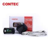 Contec CMS50e Tensiómetro Dedo Pulsioxímetro con CE y FDA aprobó a partir de 20 años de fabricación China