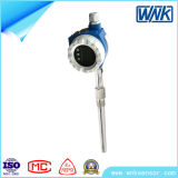 PT100 Intelligent Electrical Temperature Switch per Cleaning Liquid & Hydraulic Oil
