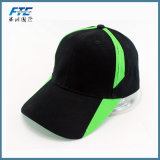 OEM 3Dの刺繍のロゴの野球帽のゴルフ帽