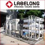 Linea di produzione minerale e pura dell'acqua