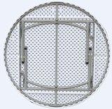 6FT ronde de moulage par soufflage table pliante (YCZ-180R)