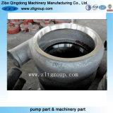 Cubierta de la bomba del acero/arriba del cromo de carbón de la bomba de la mezcla para la explotación minera