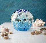 Boules colorées de décoration de haute qualité de 80 mm