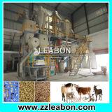 農場の使用3t/Hのミルクの牛供給の餌の生産工場