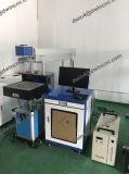 De Laser die van Co2 Machine voor Elektronische Componenten merken