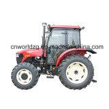 110HP 4車輪駆動機構の農業の農場トラクター