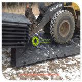 De HDPE Piso Tapetes de protecção temporária/ Via Tapetes de construção de estradas