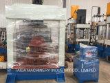 포크리프트 단단한 타이어 타이어 수압기 기계