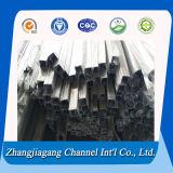 Het hete Vierkante Buizenstelsel van het Aluminium van de Verkoop Fabriek Geproduceerde