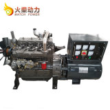 Open Diesel die van het Type 70kw Generators door Deutz met Prijs worden aangedreven