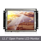 "12 "" Gaming/POS/Medical Displayのための開いたFrame LCD Monitor"